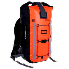OverBoard Pro Vis Waterproof Backpack - 20 Ltr - Hi-Vis Orange