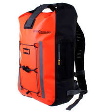 OverBoard Pro Vis Waterproof Backpack - 30 Ltr - Hi-Vis Orange