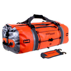 OverBoard Pro Vis Waterproof Duffel Bag - 60 Ltr - Hi-Vis Orange