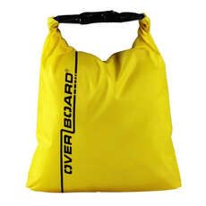 OverBoard Waterproof Dry Pouch - 1 Ltr - Yellow