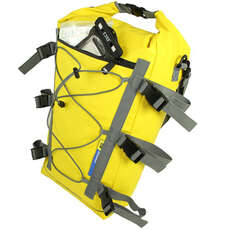 Overboard Waterproof Kayak Pont Bag - 20 Ltr - Jaune