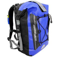 OverBoard Waterproof Backpack - 30 Ltr - Blue