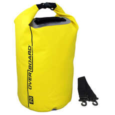 OverBoard Waterproof Dry Tube Bag - 30 Ltr - Yellow