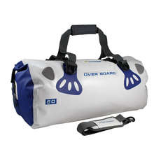 OverBoard Waterproof Boat Master Duffel Bag - 60 Ltr - White