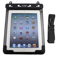 OverBoard Waterproof iPad Case with Shoulder Strap - Black