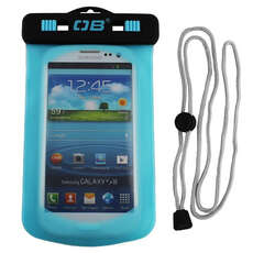 Overboard Waterproof Petit Phone Case - Aqua