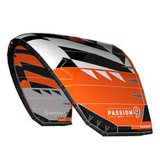 Rrd Passion Mk9 Kite 2018 - Naranja / Gris - Freeride / Wave / Big Air