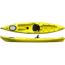 Percezione Triumph 13 Sit On Top Kayak - Giallo
