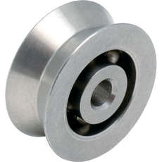 Selden Stainless Steel Ball Bearing Sheave 21x9mm (For Mast Head)