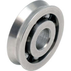 Selden Stainless Steel Ball Bearing Sheave 25x6mm