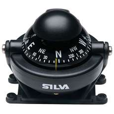 Silva 58 Star Multi Purpose Compass - Black