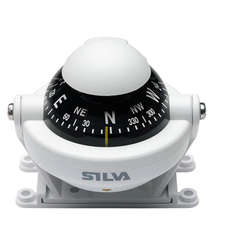 Silva 58 Star Multi Purpose Compass - White