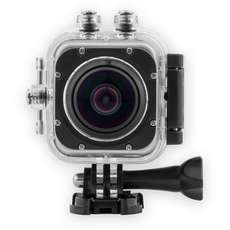 Silverlabel Focus Action Camera 360 - Noir / Argent