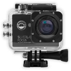 Silverlabel Focus Action Camera 720P - Negro / Plateado