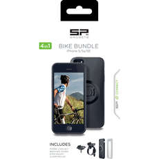 Sp Connect Bike Bundle Para Iphone 5 / Se - Negro