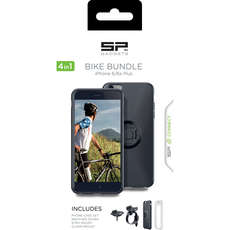 Bundle Di Sp Connect Bike Per Iphone 6 / 6S Plus - Nero