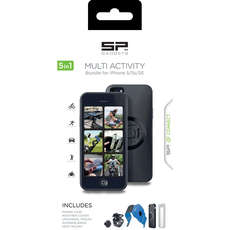Sp Connect Multi Activity Bundle Para Iphone 5 / Se - Negro