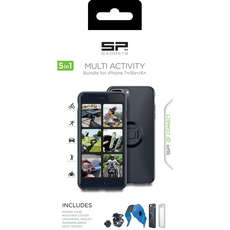 Paquete Multiactividad Sp Connect Para Iphone 7 Plus / 6S Plus / 6 Plus - Negro