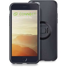 Custodia Portachiavi Per Iphone Connect Iphone 6 / 6S Plus - Nero