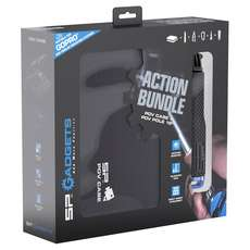 SP Gadgets Action Bundle POV Case and Pole 19 inch - Black