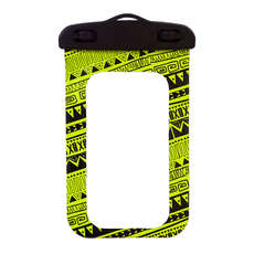 SwimCell 100% Waterproof Large Phone Case - Neon Yellow