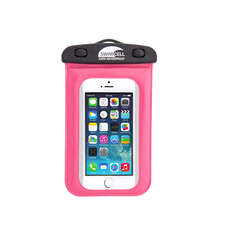 SwimCell 100% Waterproof Large Phone Case - Pink