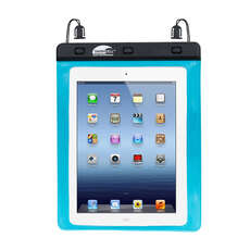 Custodia Grande Impermeabile Per Tablet Swimcell 100% - Blu