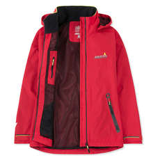 Musto Womens BR1 Inshore Jacket 2019 - True Red