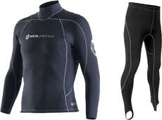 Dinghy Sailing Thermal Layers
