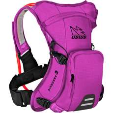 Uswe Airborne-3 Hydration Pack Mit Shape-Shift Blase - Pink