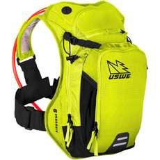 USWE Airborne-9 Hydration Pack with Elite Bladder - Yellow
