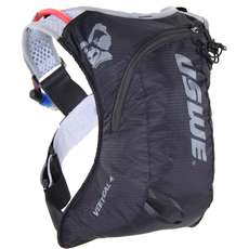USWE Vertical 4 Run Pack with 2L Shape Shift Bladder - Carbon Black