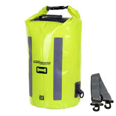Overboard Pro Vis Dry Tube - 20 Ltr - Hallo-Vis Yellow