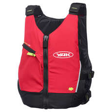 Yak Junior Kallista 50N Buoyancy Aid  - Rojo