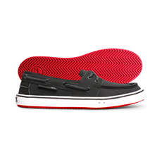 Zhik ZK Boat Shoe - Black/Red