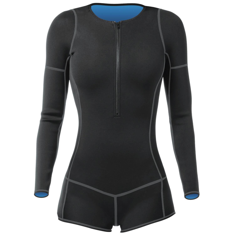 Zhik Womens Neoprene Spring Suit Black Coast Water Sports