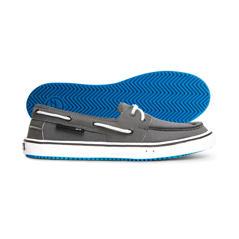 Zhik Zk Boat Shoe - Grey Cyan - Sailing Shoes