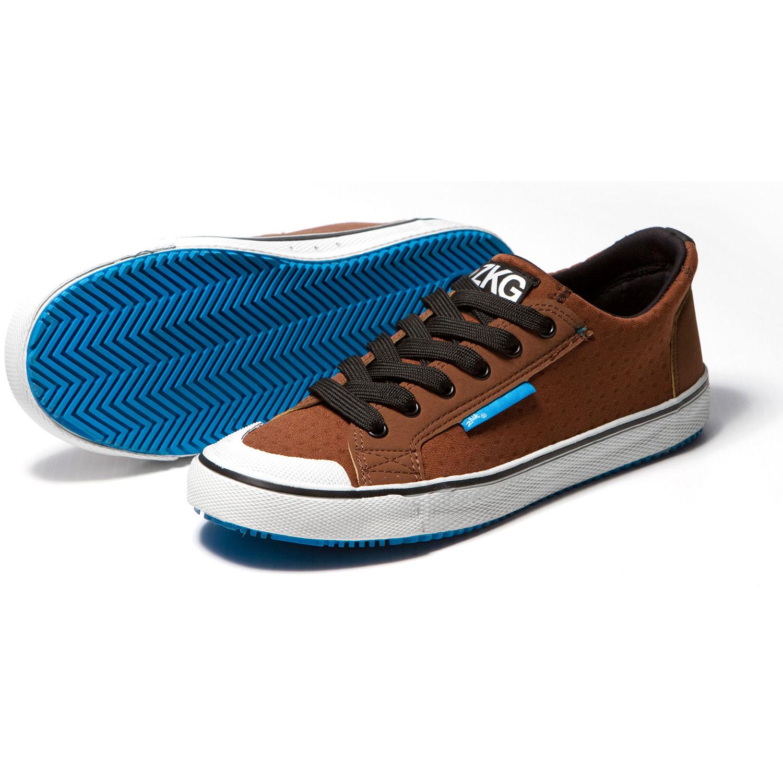 Zhik Zkg Sailing Shoes Wet Shoes - Brown Cyan