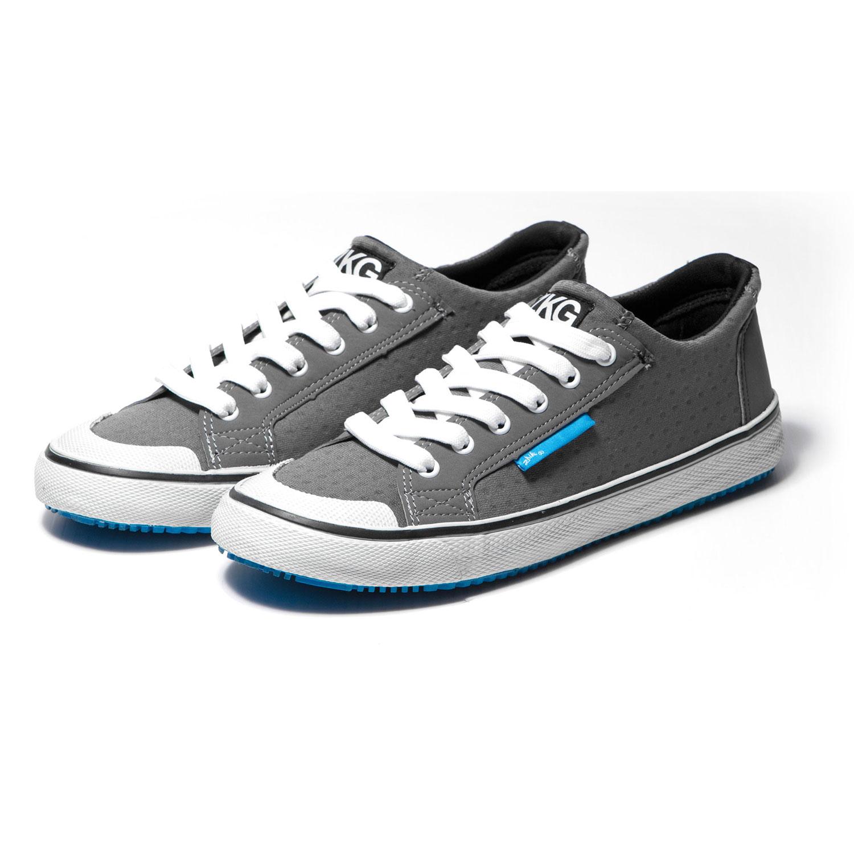 Zhik ZKG Sailing Shoes Wet Shoes - Grey/Cyan 12.5UK/47EU epckS