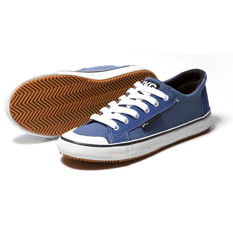 Zhik ZKG Sailing Shoes Wet Shoes - Steel Blue | Coast ...