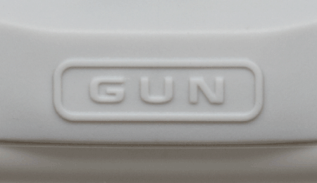 ProStart gun button close up